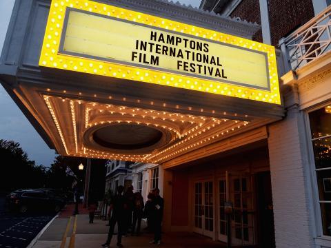 汉普顿国际电影节
