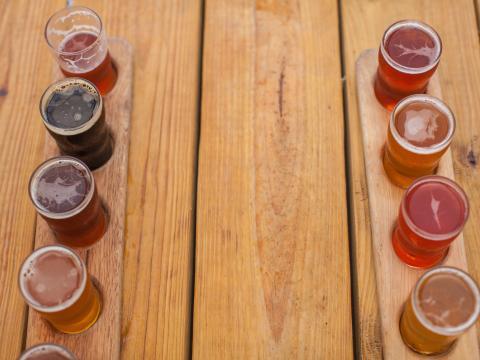 万事俱备,只待啤酒周的到来